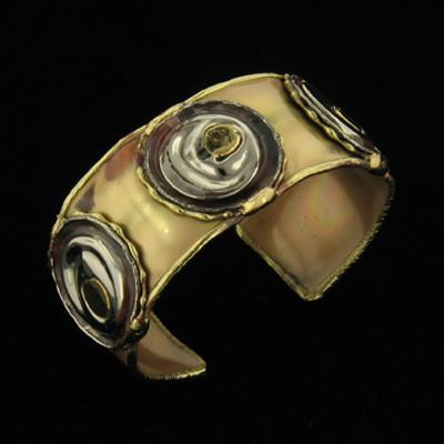 B043 Cuff-Creative Copper-Renee Taylor Gallery