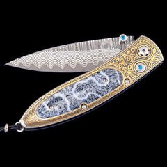 Monarch Gold Coast Limited Edition Knife - B05 GOLD COAST-William Henry-Renee Taylor Gallery