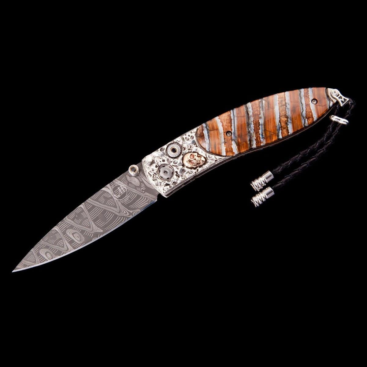 Monarch Last Dance Limited Edition Knife - B05 LAST DANCE-William Henry-Renee Taylor Gallery