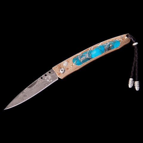 Ventana Cave Creek Limited Edition Knife - B06 CAVE CREEK-William Henry-Renee Taylor Gallery