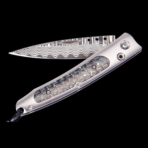 Ventana Cobalt Limited Edition Knife - B06 COBALT-William Henry-Renee Taylor Gallery