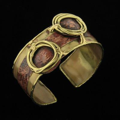 B088 Cuff-Creative Copper-Renee Taylor Gallery