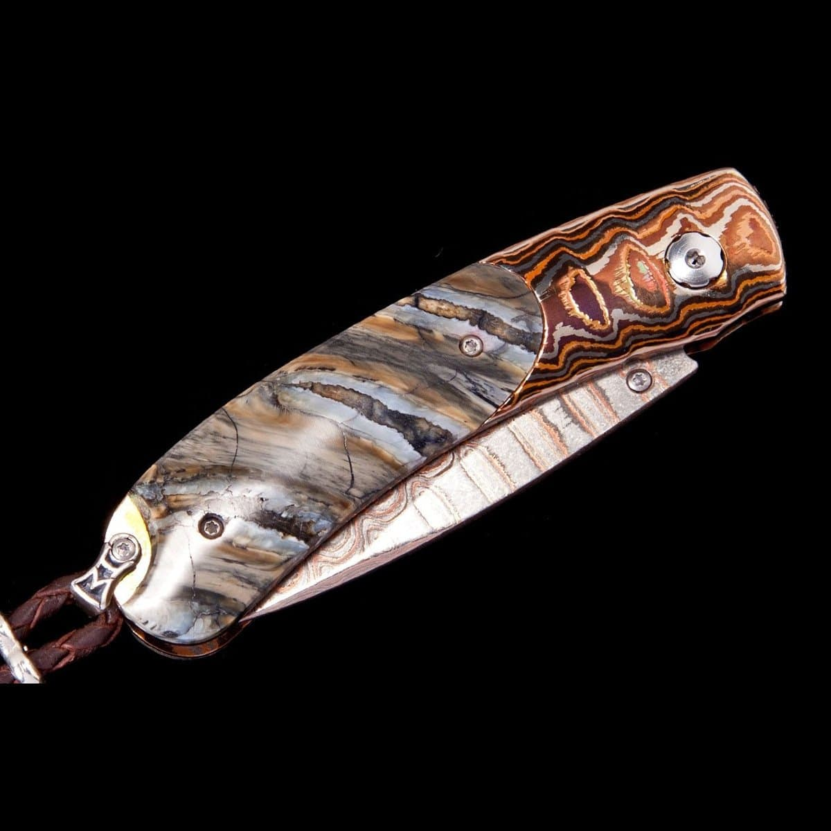 Kestrel Epic Limited Edition Knife - B09 EPIC-William Henry-Renee Taylor Gallery