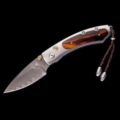Kestrel Glendale Limited Edition Knife - B09 GLENDALE-William Henry-Renee Taylor Gallery
