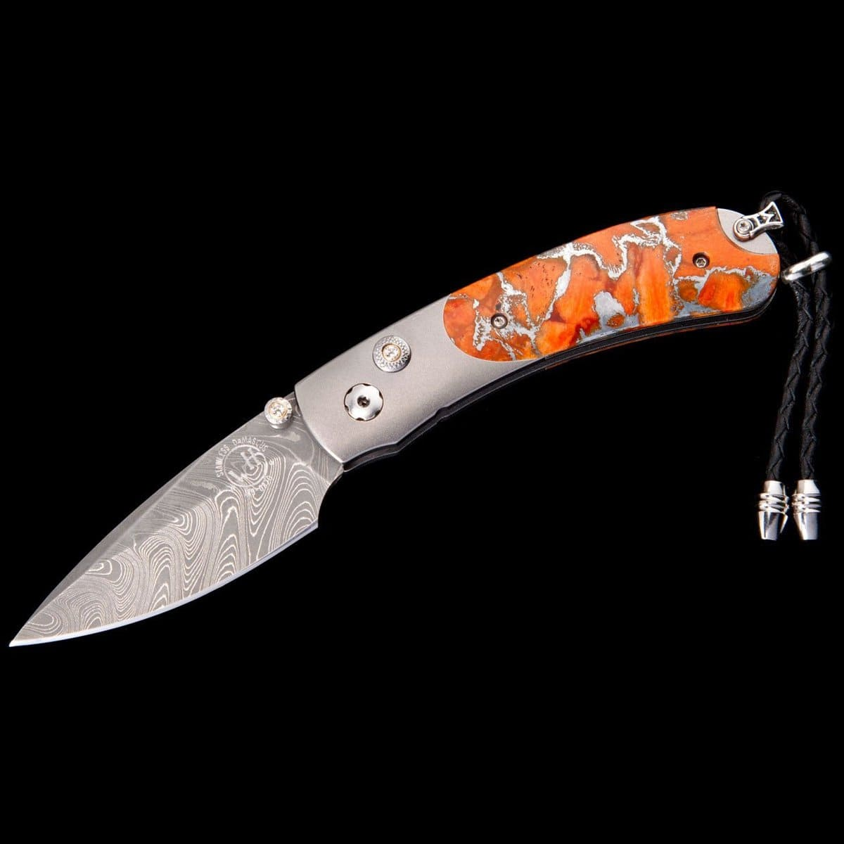 Kestrel Glow Limited Edition Knife - B09 GLOW - William Henry