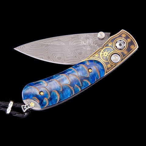 Kestrel Night Sky Limited Edition Knife - B09 NIGHT SKY-William Henry-Renee Taylor Gallery