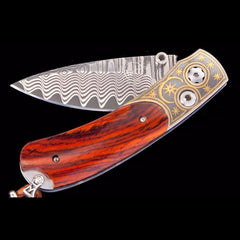 Kestrel Red Sky Limited Edition Knife - B09 RED SKY-William Henry-Renee Taylor Gallery