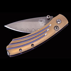 Kestrel Singe Limited Edition Knife - B09 SINGE-William Henry-Renee Taylor Gallery