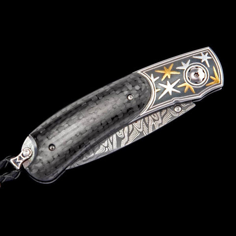 Kestrel Starship Limited Edition Knife - B09 STARSHIP-William Henry-Renee Taylor Gallery