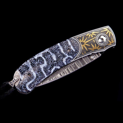 Kestrel Zephyr Limited Edition Knife - B09 ZEPHYR - William Henry