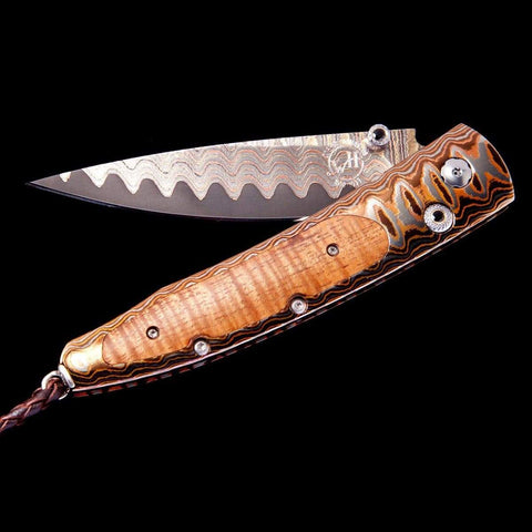Lancet Arago Limited Edition Knife - B10 ARAGO-William Henry-Renee Taylor Gallery