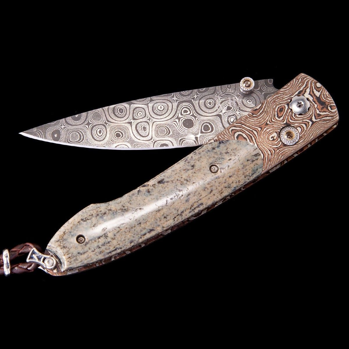 Lancet Arctic Limited Edition Knife - B10 ARCTIC-William Henry-Renee Taylor Gallery