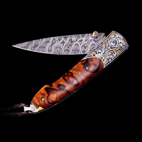 Lancet 'Desert Trail' Limited Edition Knife - B10 DESERT TRAIL-William Henry-Renee Taylor Gallery