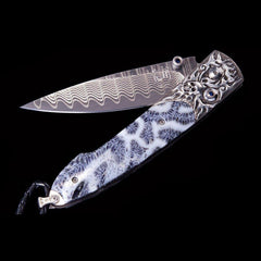 Lancet Inferno Limited Edition Knife - B10 INFERNO-William Henry-Renee Taylor Gallery