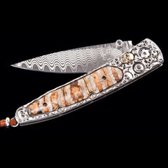Lancet Noggin Limited Edition Knife - B10 NOGGIN-William Henry-Renee Taylor Gallery