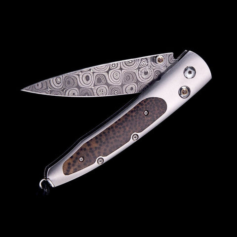 Lancet 'Palm Island' Limited Edition Knife - B10 PALM ISLAND-William Henry-Renee Taylor Gallery