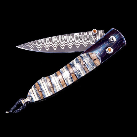 Lancet Tetrapod Limited Edition Knife - B10 TETRAPOD-William Henry-Renee Taylor Gallery