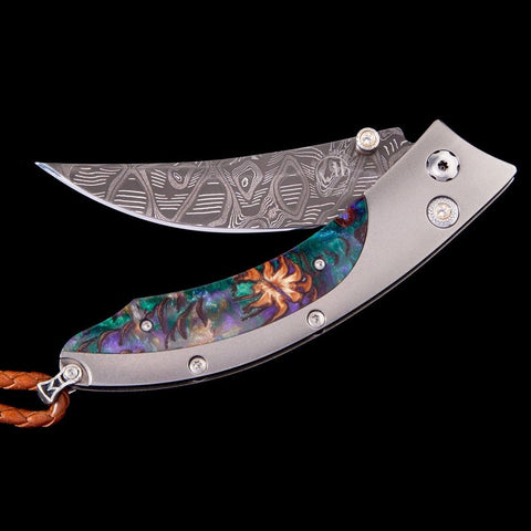 Persian Cypress Limited Edition Knife - B11 CYPRESS - William Henry