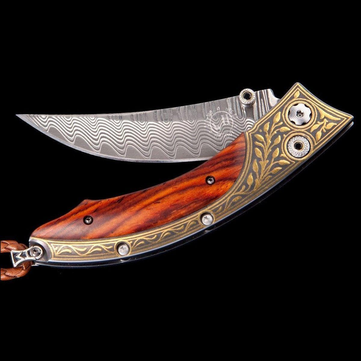 Persian Dominica Limited Edition Knife - B11 DOMINICA-William Henry-Renee Taylor Gallery