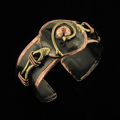 B110 Cuff-Creative Copper-Renee Taylor Gallery