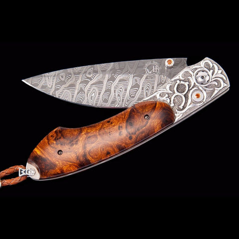 Spearpoint Brand Limited Edition Knife - B12 BRAND-William Henry-Renee Taylor Gallery