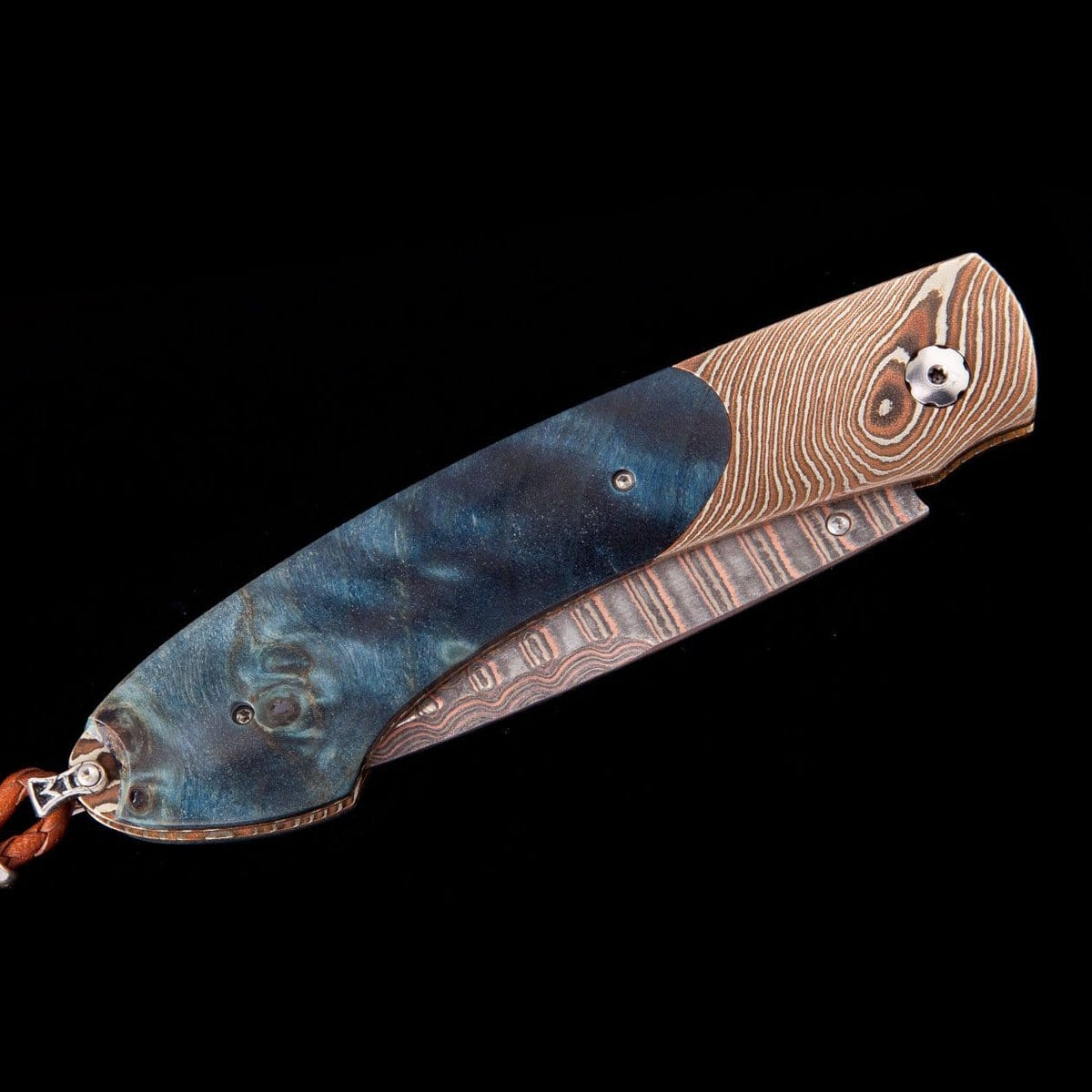 Spearpoint Harvest Limited Edition Knife - B12 HARVEST-William Henry-Renee Taylor Gallery