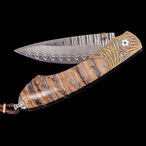 Spearpoint Pampas Limited Edition Knife - B12 PAMPAS-William Henry-Renee Taylor Gallery