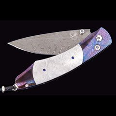 Spearpoint Spatial Limited Edition Knife - B12 SPATIAL-William Henry-Renee Taylor Gallery