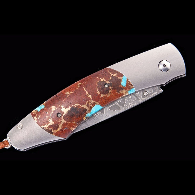Spearpoint Volcano Limited Edition Knife - B12 VOLCANO-William Henry-Renee Taylor Gallery