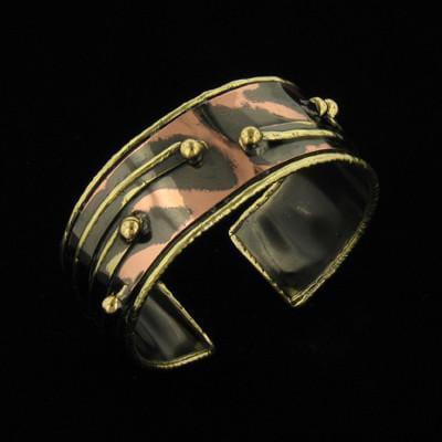 B130 Cuff-Creative Copper-Renee Taylor Gallery