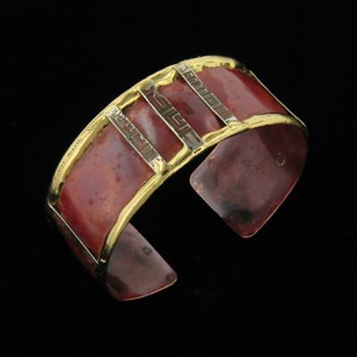 B164 Cuff-Creative Copper-Renee Taylor Gallery