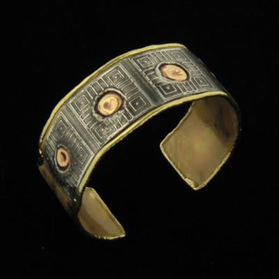 B165 Cuff-Creative Copper-Renee Taylor Gallery