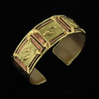 B166 Cuff-Creative Copper-Renee Taylor Gallery