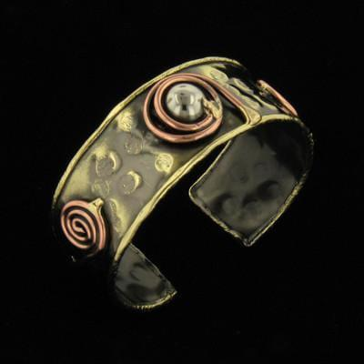 B179 Cuff-Creative Copper-Renee Taylor Gallery