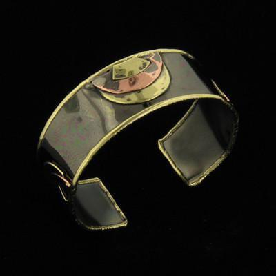 B189 Cuff-Creative Copper-Renee Taylor Gallery