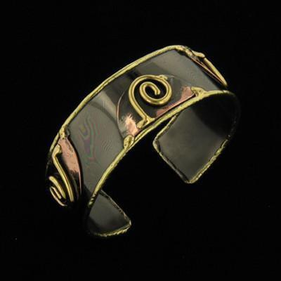 B196 Cuff-Creative Copper-Renee Taylor Gallery