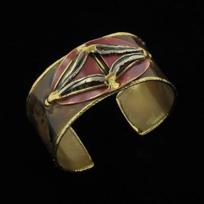 B240 Cuff-Creative Copper-Renee Taylor Gallery