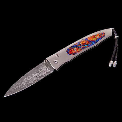 Gentac Chaos Limited Edition Knife - B30 CHAOS-William Henry-Renee Taylor Gallery