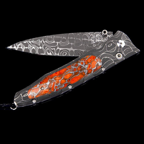 Gentac Coral Web Limited Edition Knife - B30 CORAL WEB-William Henry-Renee Taylor Gallery