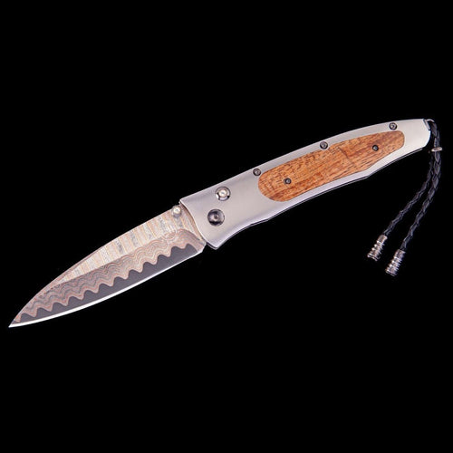Gentac Mauna Loa Limited Edition Knife - B30 MAUNA LOA-William Henry-Renee Taylor Gallery