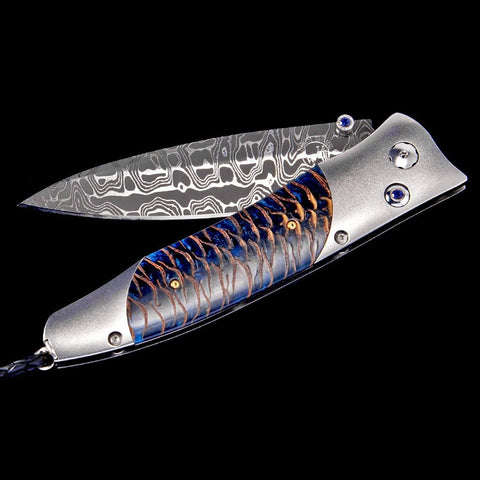 Gentac Pacifica Limited Edition Knife - B30 PACIFICA-William Henry-Renee Taylor Gallery