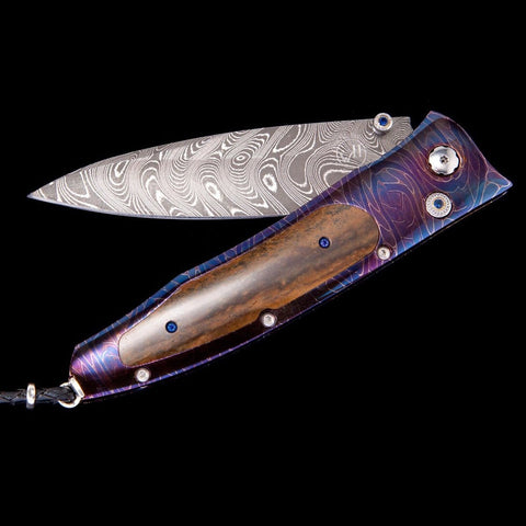 Gentac Rhino Limited Edition Knife - B30 RHINO - William Henry
