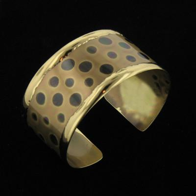 B332 Cuff-Creative Copper-Renee Taylor Gallery