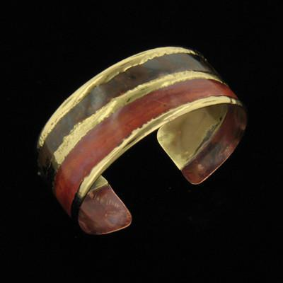 B368 Cuff-Creative Copper-Renee Taylor Gallery