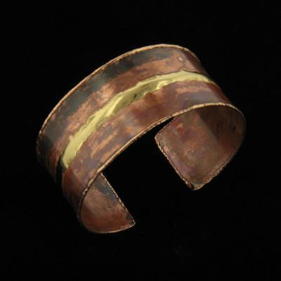 B539 Cuff-Creative Copper-Renee Taylor Gallery