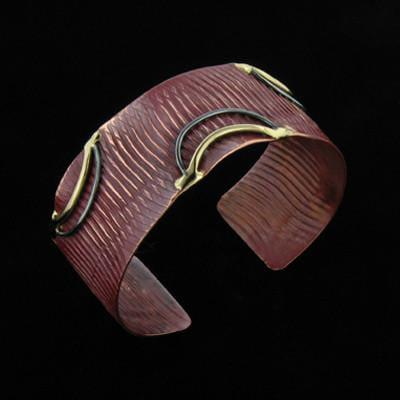B802cu Cuff-Creative Copper-Renee Taylor Gallery