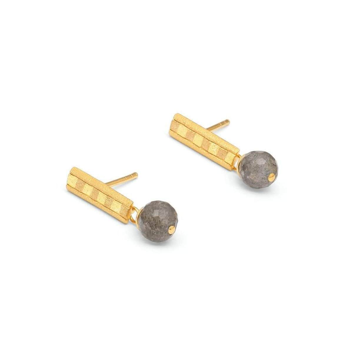 Balessi Labradorite Earrings - 15834616
