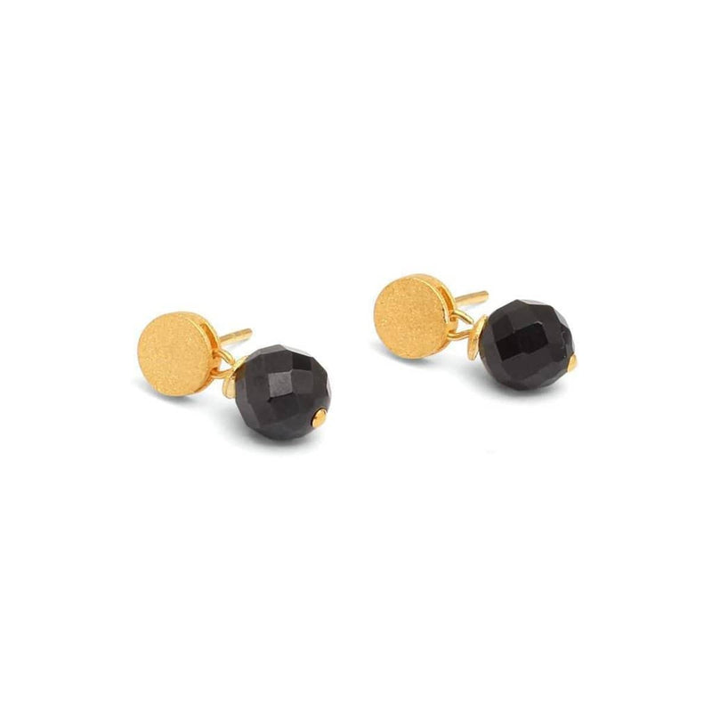 Baloni Black Spinel Earrings - 15841496-Bernd Wolf-Renee Taylor Gallery