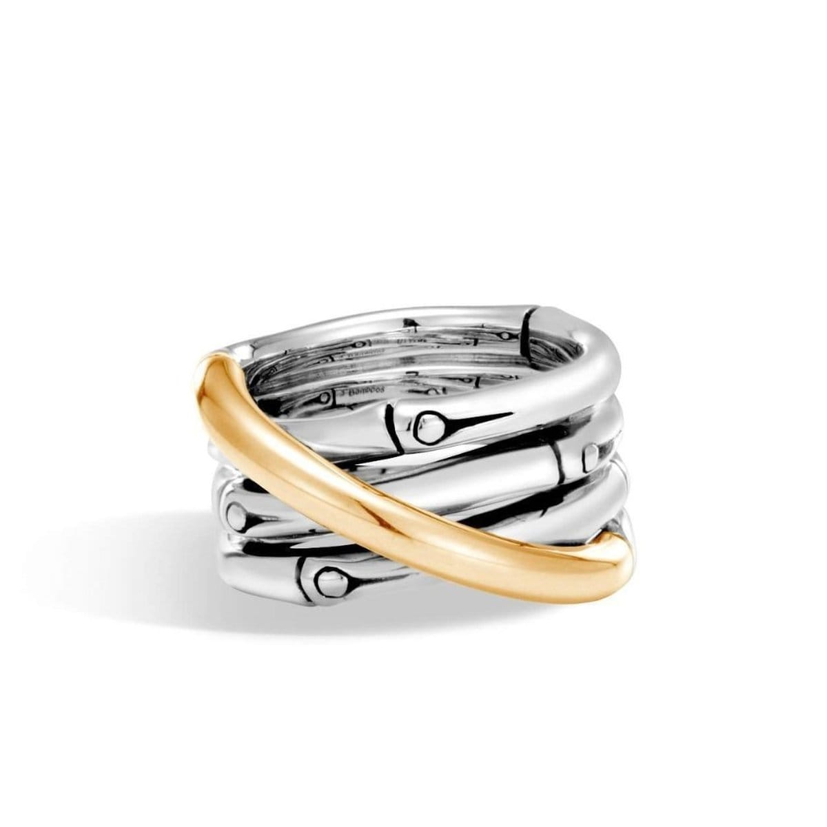 Bamboo Band Ring - RZ5939-John Hardy-Renee Taylor Gallery