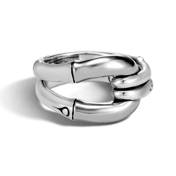 Bamboo Silver Ring - RB5989 - John Hardy